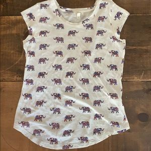 Elephant t shirt soft
